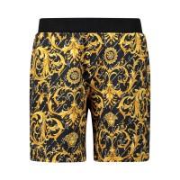 Afbeelding van Versace YC000270 kinder shorts zwart