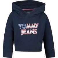 Afbeelding van Tommy Hilfiger KG0KG03520B baby hoodie navy
