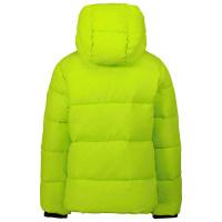 Afbeelding van Calvin Klein IB0IB00937 kinderjas fluor groen