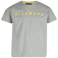 Afbeelding van John Richmond RBP19018 kinder t-shirt grijs