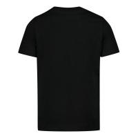 Afbeelding van Dsquared2 DQ0242 baby t-shirt zwart