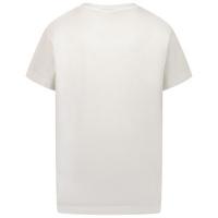 Afbeelding van Fendi JUI034 7AJ kinder t-shirt wit