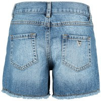 Picture of Guess J92D06 kids shorts jeans