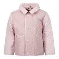 Afbeelding van Burberry 8036658 babyjas licht roze