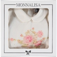 Afbeelding van MonnaLisa 352TUJ boxpakje off white