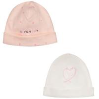 Afbeelding van Givenchy H98100 babymutsje licht roze