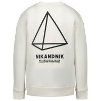 Afbeelding van NIK&NIK B8554 kindertrui off white