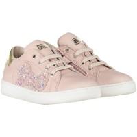 Afbeelding van Clic 9454 kindersneakers licht roze