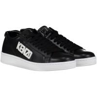 Afbeelding van Kenzo F855SN126L50 heren sneakers zwart
