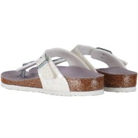 Picture of Birkenstock 1008165 kids sandal white