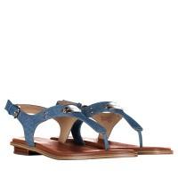 Afbeelding van Michael Kors 40S8MKFA2D dames sandalen jeans