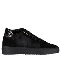 Picture of Android PROPULSION MID mens sneakers black