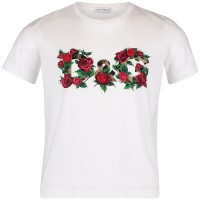Afbeelding van Dolce & Gabbana L5JTBO kinder t-shirt wit