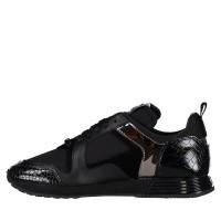 Afbeelding van Cruyff CC6830183490 heren sneakers zwart