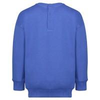 Afbeelding van Moschino MUF030 baby trui cobalt blauw