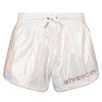 Afbeelding van Givenchy H14119 kinder shorts parelmoer