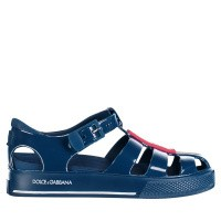 Picture of Dolce & Gabbana DN0115 kids sandals navy