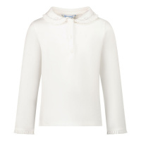 Afbeelding van Mayoral 104 baby polo off white