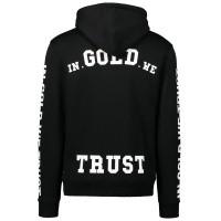 Afbeelding van In Gold We Trust IGWTH005 heren trui zwart