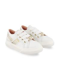 Afbeelding van Elisabetta Franchi 68146 kindersneakers wit