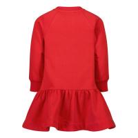 Afbeelding van MonnaLisa 198906SI kinderjurk rood