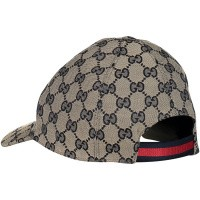 Picture of Gucci 481774 kids cap navy