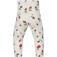 Afbeelding van MonnaLisa 311408 baby legging off white