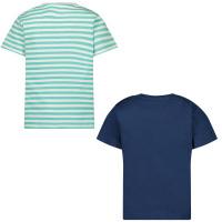 Afbeelding van Mayoral 1015 baby t-shirt groen/navy