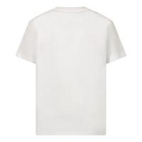Afbeelding van Kenzo K05040 baby t-shirt wit