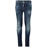 Afbeelding van Dsquared2 DQ021D D00VV kinderbroek jeans