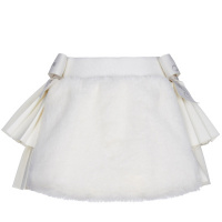 Afbeelding van Lapin 212E3350 baby rokje off white