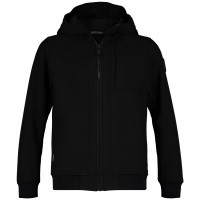 Picture of Airforce B0575 kids jacket black