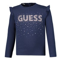 Afbeelding van Guess A93I06 baby t-shirt navy