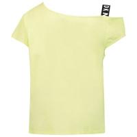Afbeelding van DKNY D35R44 kinder t-shirt lime