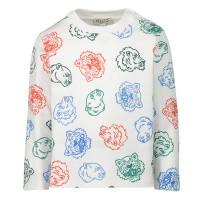 Afbeelding van Kenzo KP10607 baby t-shirt wit