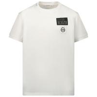 Afbeelding van Dolce & Gabbana L4JT8A G7YJK kinder t-shirt wit