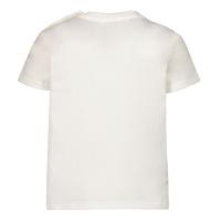 Afbeelding van Versace 1000152 1A01339 baby t-shirt wit