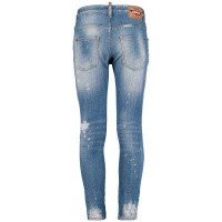 Picture of Dsquared2 DQ021D D00TE kids jeans jeans