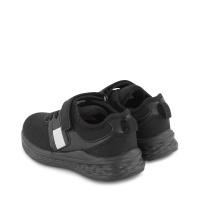 Afbeelding van Tommy Hilfiger 32080 kindersneakers zwart