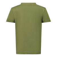 Afbeelding van Balmain 6P8A91 baby t-shirt army