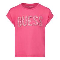 Afbeelding van Guess K1RI07 kinder t-shirt fuchsia