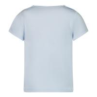 Afbeelding van Kenzo K95008 baby t-shirt licht blauw