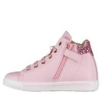 Afbeelding van MonnaLisa 8C2002 kindersneakers licht roze