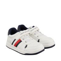Afbeelding van Tommy Hilfiger 30908 kindersneakers wit