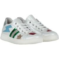 Afbeelding van Coccinelle 6205 kindersneakers wit