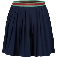 Picture of Gucci 503710 kids skirt navy