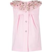 Afbeelding van MonnaLisa 311620 baby tuniekje licht roze