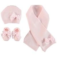 Afbeelding van Story Loris 24011 babysetje licht roze