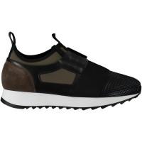 Afbeelding van Stokton 19U heren sneakers zwart