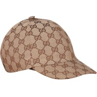 Picture of Gucci 481774 kinderhoed beige